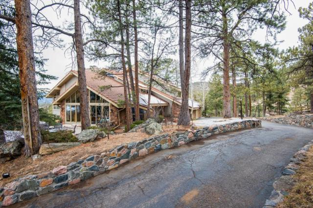 24678 Foothills Drive North, Golden, CO 80401 (#9500822) :: The Peak Properties Group
