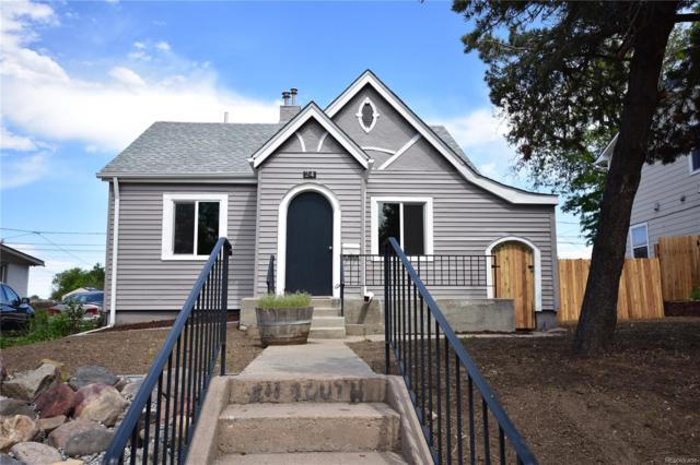 24 S Hazel Court, Denver, CO 80219 (#9500889) :: The Griffith Home Team