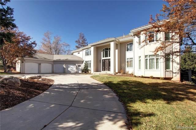 11 Mourning Dove Lane, Littleton, CO 80127 (MLS #9500965) :: 8z Real Estate