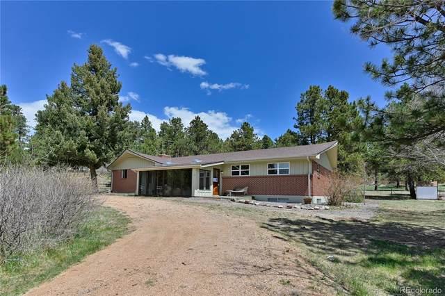 15445 Raton Road, Colorado Springs, CO 80921 (MLS #9501174) :: 8z Real Estate