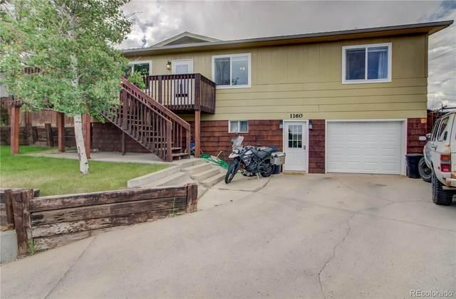 1160 Barclay Street, Craig, CO 81625 (#9501246) :: The HomeSmiths Team - Keller Williams