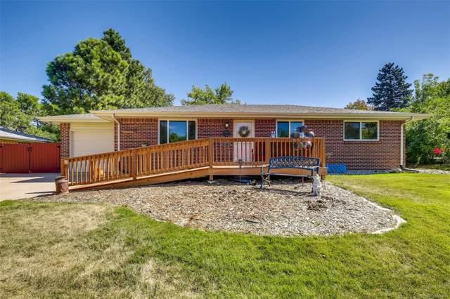 6520 S Grant Street, Centennial, CO 80121 (MLS #9501362) :: 8z Real Estate