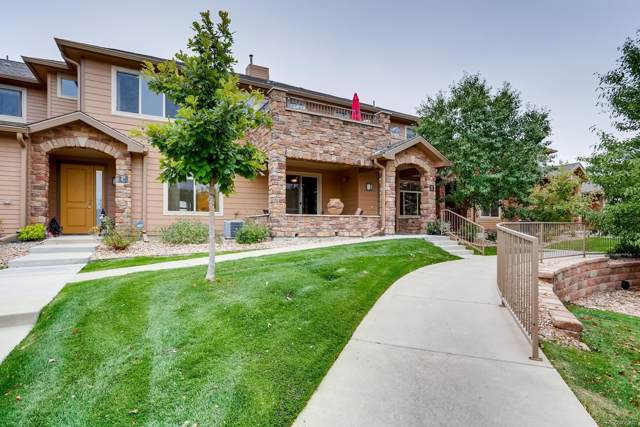 8566 Gold Peak Drive D, Highlands Ranch, CO 80130 (#9501545) :: The Galo Garrido Group