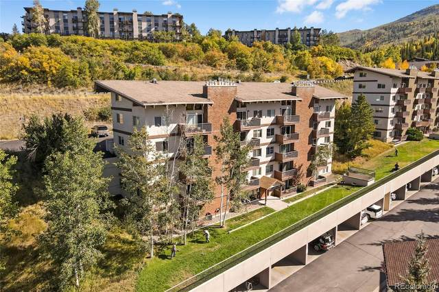 2235 Storm Meadows Drive #343, Steamboat Springs, CO 80487 (#9501584) :: The Dixon Group