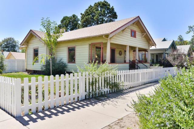 231 E Fontanero Street, Colorado Springs, CO 80907 (#9501784) :: The Heyl Group at Keller Williams