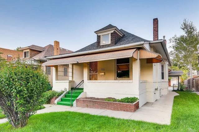 1450 S Sherman Street, Denver, CO 80209 (MLS #9502015) :: 8z Real Estate