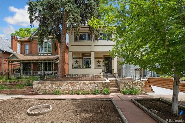 2350 N Humboldt Street, Denver, CO 80205 (#9502163) :: Berkshire Hathaway HomeServices Innovative Real Estate
