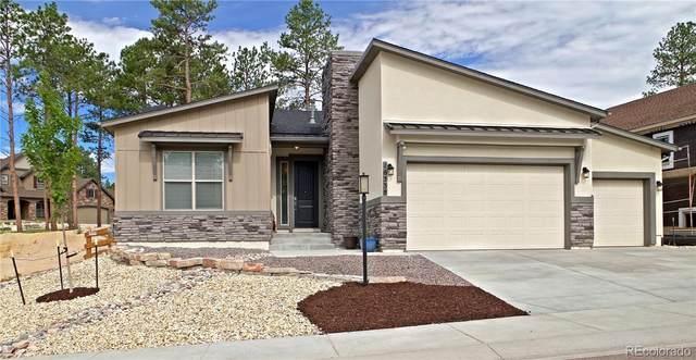 16338 Corkbark Terrace, Monument, CO 80132 (MLS #9502180) :: 8z Real Estate