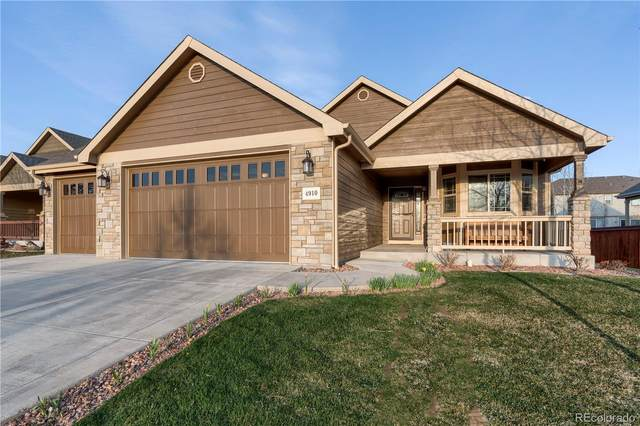 4910 Georgetown Drive, Loveland, CO 80538 (MLS #9502288) :: 8z Real Estate