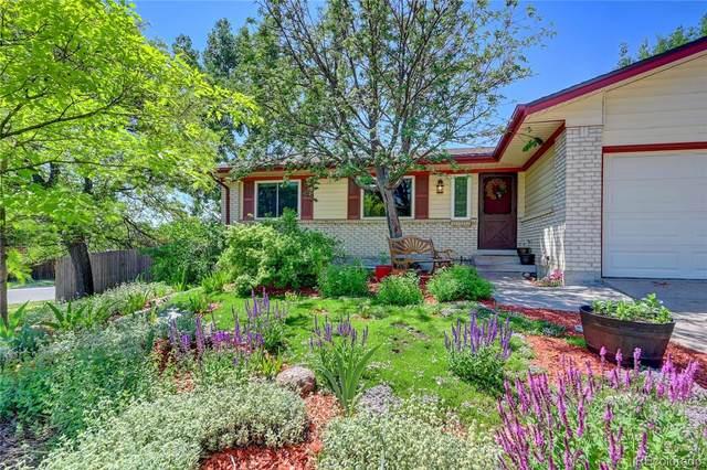 13166 W Warren Circle, Lakewood, CO 80228 (#9502298) :: Wisdom Real Estate