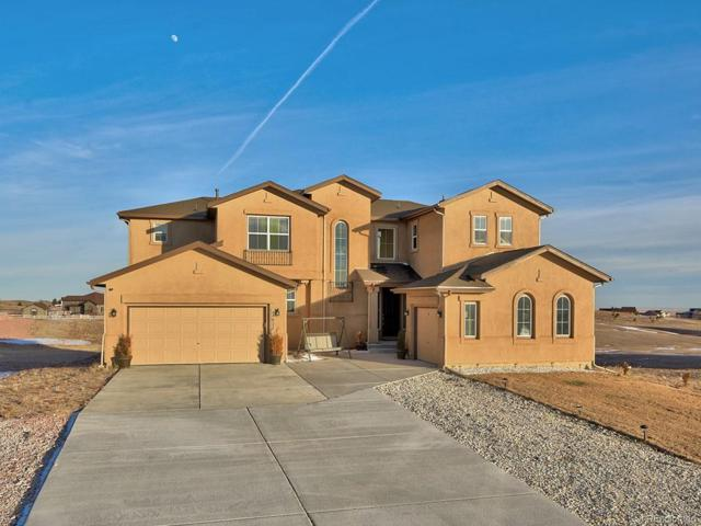 11627 Denali Trail, Peyton, CO 80831 (#9502302) :: Compass Colorado Realty