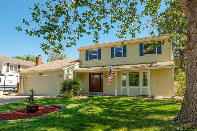 8190 Garland Drive, Arvada, CO 80005 (#9502453) :: The DeGrood Team