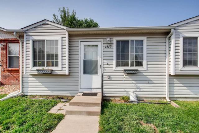 1315 Darrell Road, Evans, CO 80620 (MLS #9502529) :: 8z Real Estate
