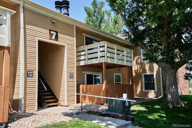 10251 W 44th Avenue 7-203, Wheat Ridge, CO 80033 (#9502626) :: Own-Sweethome Team