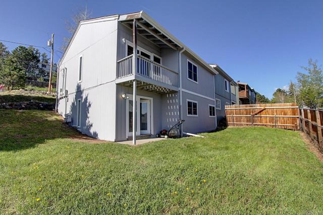 26187 S End Road B, Kittredge, CO 80457 (#9502788) :: Berkshire Hathaway Elevated Living Real Estate