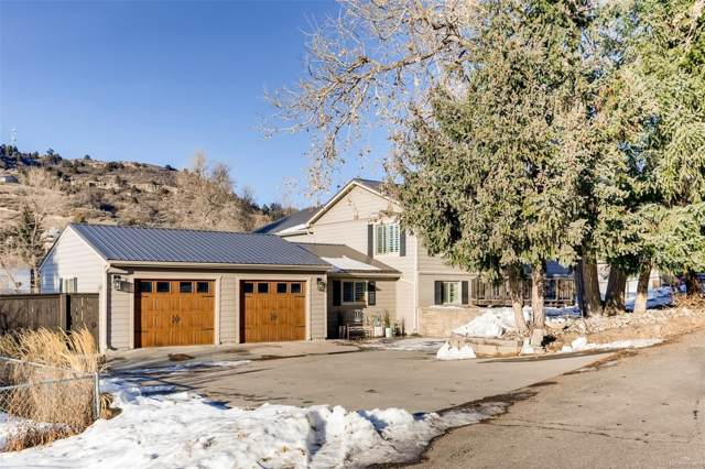 1105 Bulkey Street, Castle Rock, CO 80108 (#9503104) :: The HomeSmiths Team - Keller Williams