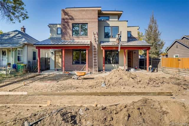 2841 S Acoma Street, Englewood, CO 80110 (MLS #9503573) :: 8z Real Estate