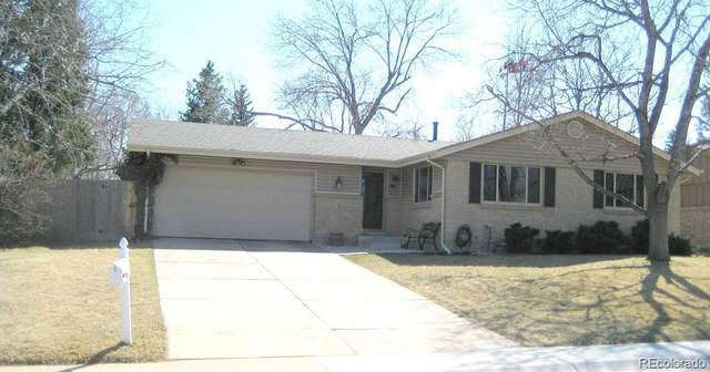 8806 W Asbury Drive, Lakewood, CO 80227 (#9503638) :: iHomes Colorado