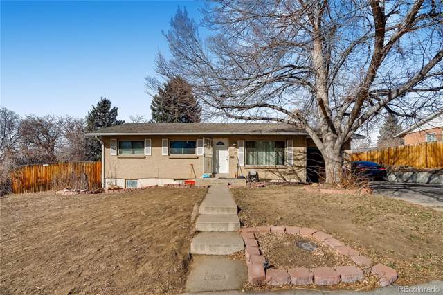 2779 S Patton Court, Denver, CO 80236 (#9503766) :: The Griffith Home Team