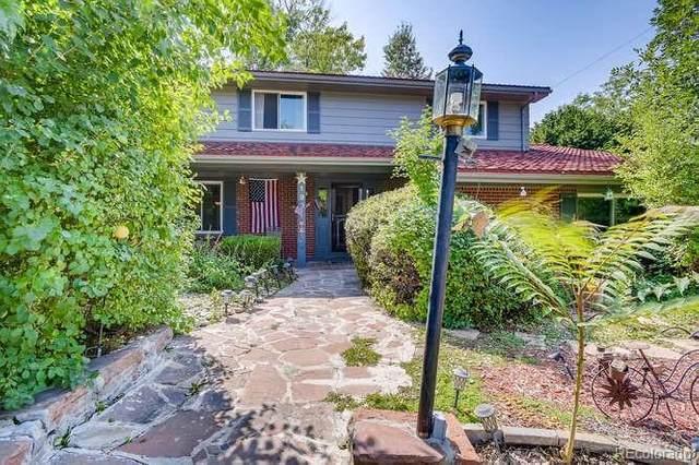 1901 S Magnolia Street, Denver, CO 80224 (MLS #9504025) :: Find Colorado