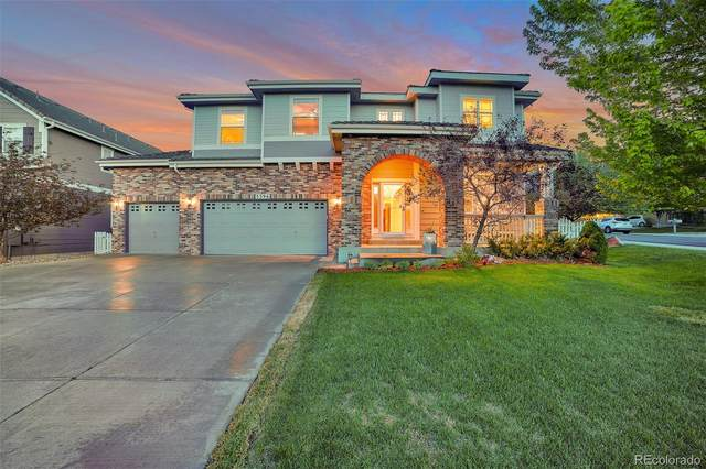 3396 Chaffee Way, Castle Rock, CO 80109 (#9504138) :: Briggs American Properties