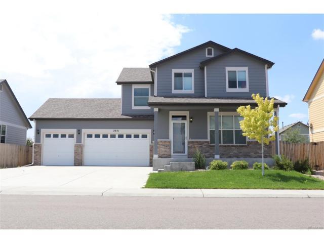 2051 Basil Street, Strasburg, CO 80136 (MLS #9504397) :: 8z Real Estate