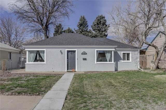 2665 Quebec Street, Denver, CO 80207 (#9504640) :: The Brokerage Group