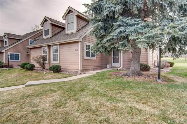 1941 S Xanadu Way, Aurora, CO 80014 (MLS #9504725) :: 8z Real Estate