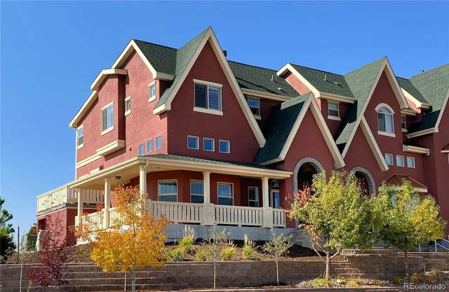 18348 French Creek Avenue, Parker, CO 80134 (#9504848) :: Wisdom Real Estate