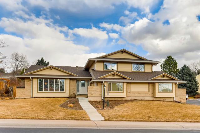 6094 S Fairfax Court, Centennial, CO 80121 (#9505143) :: The Peak Properties Group