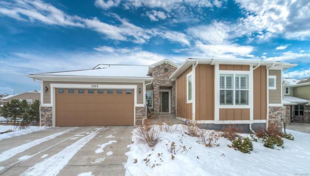 7573 S Grand Baker Court, Aurora, CO 80016 (#9505463) :: The Griffith Home Team