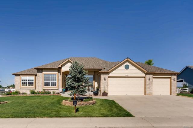 400 Estate Drive, Johnstown, CO 80534 (MLS #9505632) :: 8z Real Estate
