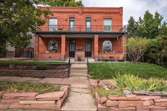 1821 W 34TH Avenue, Denver, CO 80211 (#9505988) :: The HomeSmiths Team - Keller Williams