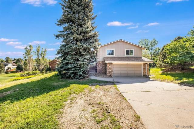 8215 Green Hollow Court, Parker, CO 80134 (MLS #9506113) :: Clare Day with Keller Williams Advantage Realty LLC