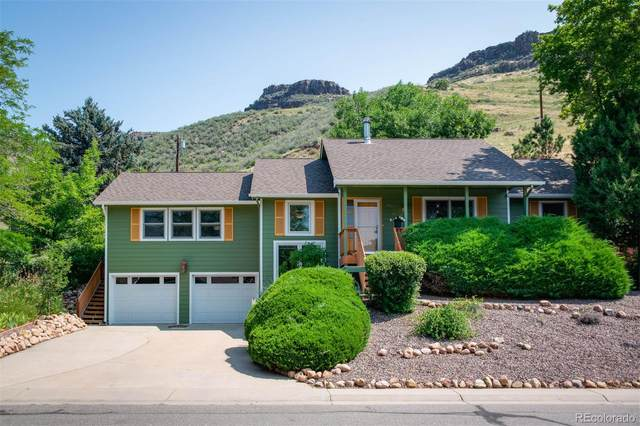 2017 Table Drive, Golden, CO 80401 (MLS #9506208) :: Clare Day with Keller Williams Advantage Realty LLC