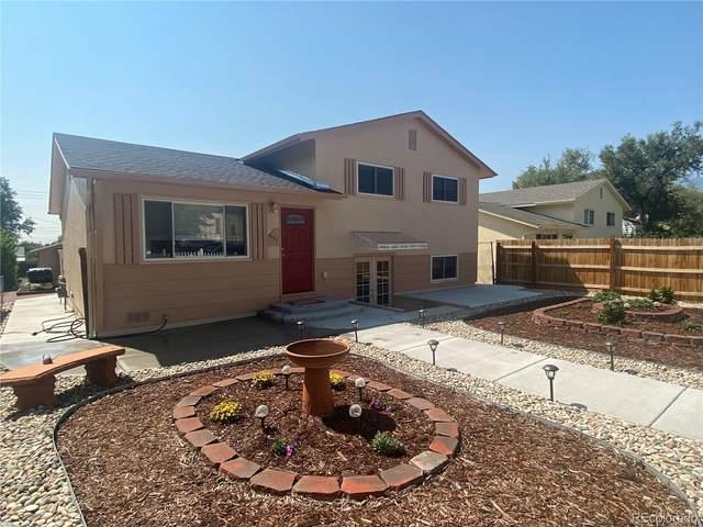 931 E Rio Grande Street, Colorado Springs, CO 80903 (#9506367) :: Venterra Real Estate LLC