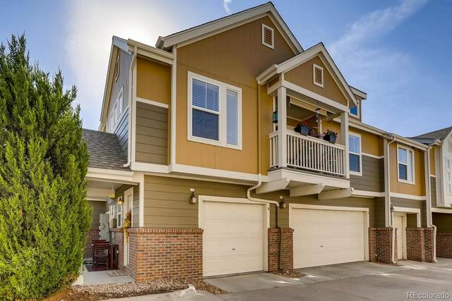11991 Riverstone Circle 12A, Commerce City, CO 80640 (MLS #9506464) :: 8z Real Estate