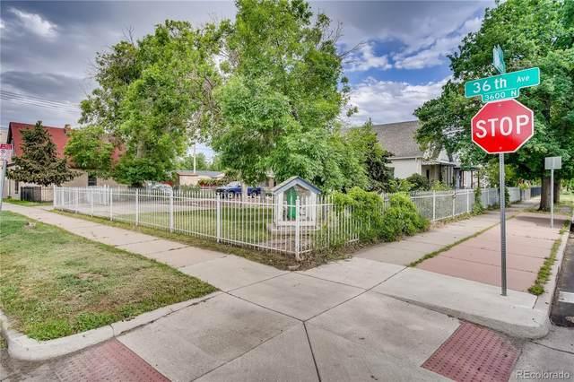 3546 N Williams Street, Denver, CO 80205 (#9506895) :: The Dixon Group