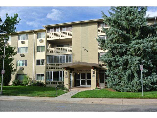 700 S Alton Way 7B, Denver, CO 80247 (MLS #9507019) :: 8z Real Estate