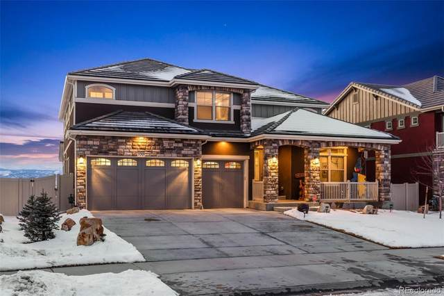 100 Pebble Brook Court, Erie, CO 80516 (#9507337) :: The Healey Group