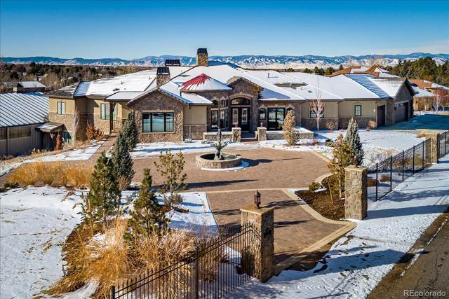 6302 Charrington Drive, Cherry Hills Village, CO 80111 (#9507375) :: Hudson Stonegate Team