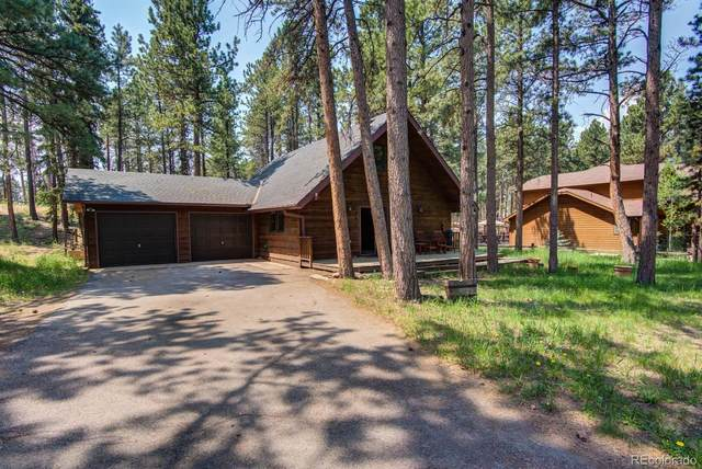 567 W Lovell Gulch Road, Woodland Park, CO 80863 (#9507599) :: The DeGrood Team
