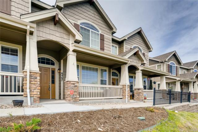 6467 Bluffmont Point, Colorado Springs, CO 80923 (#9507645) :: Mile High Luxury Real Estate