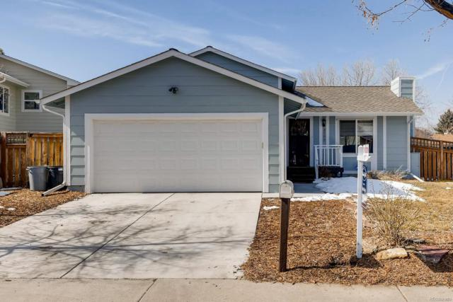 3703 S Mobile Way, Aurora, CO 80013 (#9507888) :: Bring Home Denver