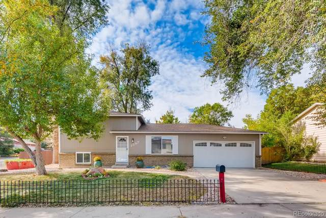 1597 S Pierson Street, Lakewood, CO 80232 (#9508185) :: The HomeSmiths Team - Keller Williams