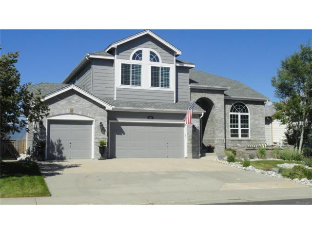 10305 Baneberry Place, Highlands Ranch, CO 80129 (#9508233) :: The Peak Properties Group