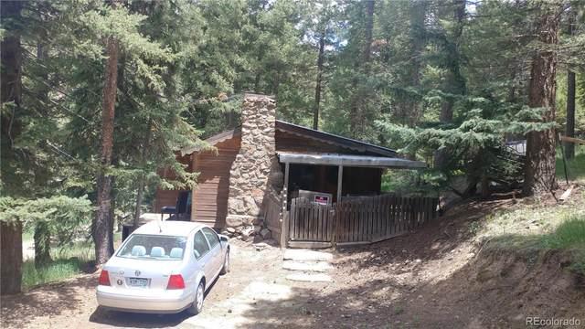 26974 Mountain Park Road, Evergreen, CO 80439 (#9508296) :: Peak Properties Group