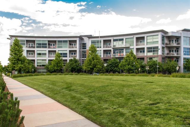 2958 Syracuse Street #318, Denver, CO 80238 (#9508506) :: The Galo Garrido Group