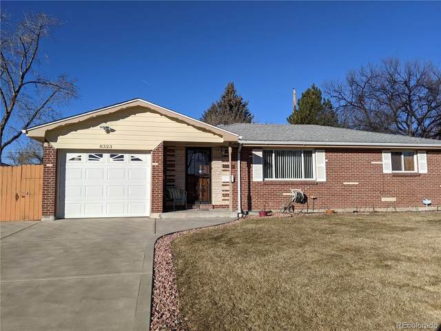 8323 Sheridan Court, Arvada, CO 80003 (MLS #9508656) :: 8z Real Estate