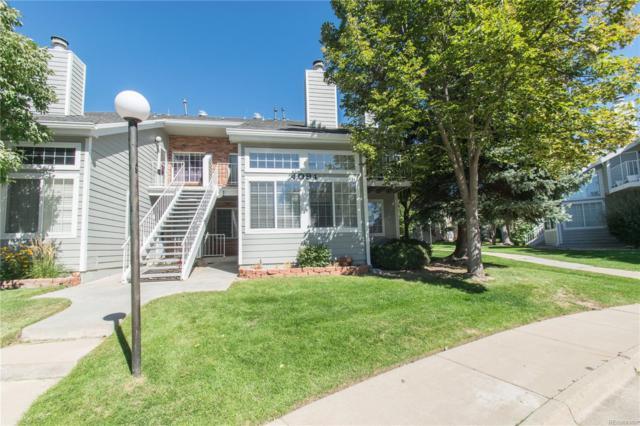 4094 S Carson Street C, Aurora, CO 80014 (#9508692) :: My Home Team